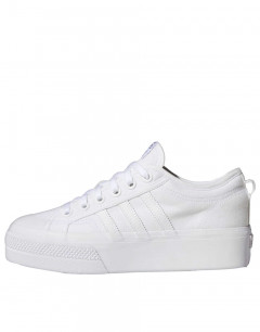 ADIDAS Nizza Platform White