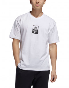 ADIDAS One Team Tee White