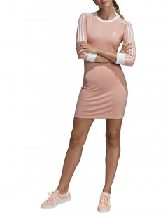 ADIDAS Originals 3-Stripes Dress Pink