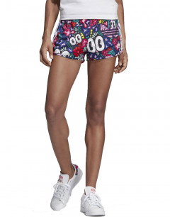 ADIDAS Originals 3-Stripes Shorts Multicolor