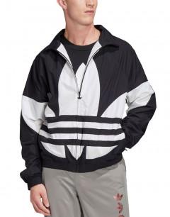 ADIDAS Originals Big Trefoil Track Jacket Black