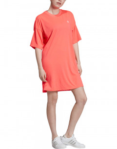 ADIDAS Originals Trefoil Dress Orange