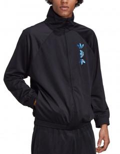 ADIDAS Originals Zeno Track Jacket Black