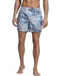 ADIDAS Parley Swim Shorts Blue