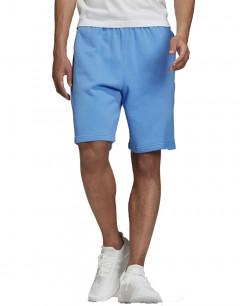 ADIDAS R.Y.V. Fleece Casual Shorts Blue