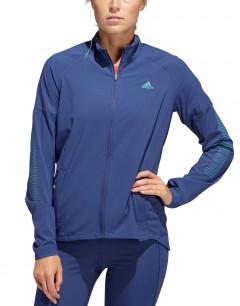 ADIDAS Rise Up N Run Jacket Blue