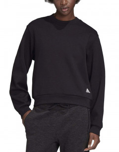 ADIDAS ST Crew Sweatshirt Black