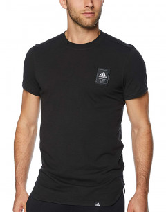 ADIDAS Scoop Intl Black Tee