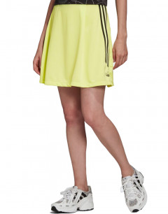 ADIDAS Skirt Semi Frozen Yellow