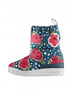 ADIDAS Slip On Boot Flower