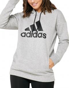 ADIDAS Sport Logo Hoodie Black