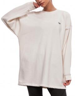 ADIDAS Sweater Chalk White