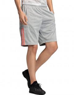ADIDAS Tan Tech Long Shorts Grey