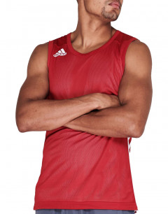 ADIDAS Performance Tank Red