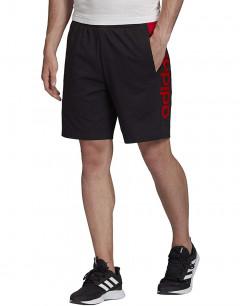 ADIDAS Tentro Shorts Black/Red