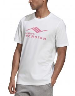 ADIDAS Torsion Tee White