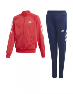 ADIDAS TrackSuit Red/Blue