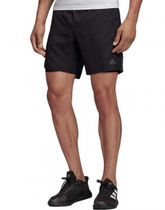 ADIDAS Two in One Ultra Shorts Black