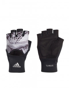 ADIDAS Womens Training Climalite Gloves Black