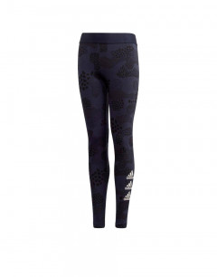 ADIDAS Youth Must Have Tights Navy