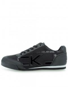CALVIN KLEIN Cale Matte Shoes Black