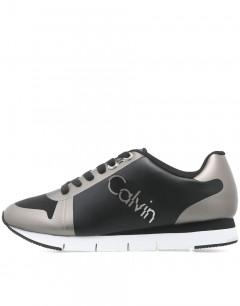 CALVIN KLEIN Taline Rub Smooth Bronze/Black