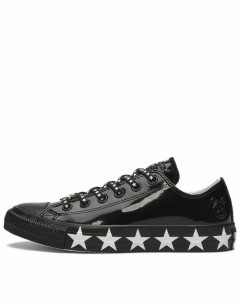 CONVERSE x Miley Cyrus Chuck Taylor All Star Ox Low Black