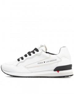 GUESS Genova Sneakers Whiite