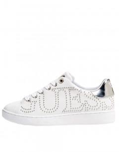 GUESS Razz Sneakers White/Silver