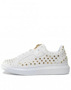 GUESS Salerno Sneakers White