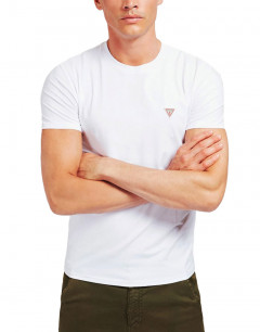 GUESS Slim Fit Tee White
