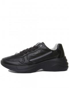 GUESS Viterbo Zip Sneakers Black
