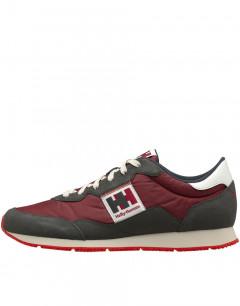 HELLY HANSEN Ripples Low-Cut Sneaker Oxblood