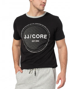 JACK&JONES Core Bays Tee Black