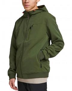 JACK&JONES Napoleon Pocket Jacket Rifle Green