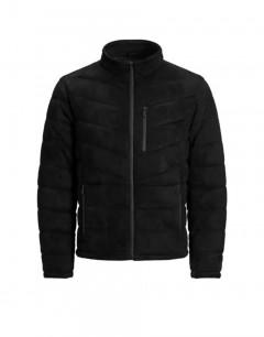 JACK&JONES Puffer Quilted Jacket Black