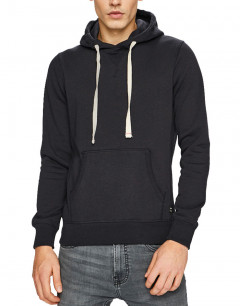 JACK&JONES Space Sweat Hoody Black