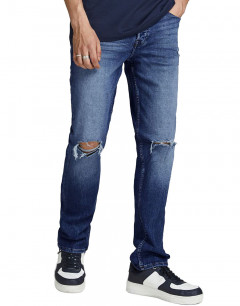 JACK&JONES Tim Original Jeans Blue Denim