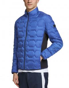 JACK&JONES Twist Light Puffer Jacket Galaxy Blue