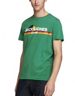 JACK&JONES Venture Tee Green