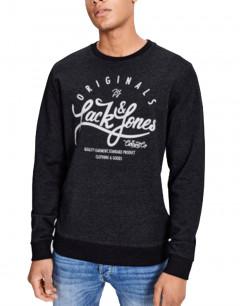 JACK&JONES Classic Sweatshirt Navy