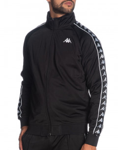 KAPPA Anniston Slim Banda Tracktop Black
