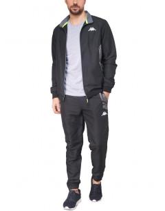 KAPPA Gennyo TrackSuit Black