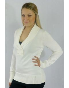 ESPRIT Pullover White