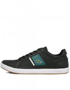 LACOSTE Europa 120 Sneakers Black