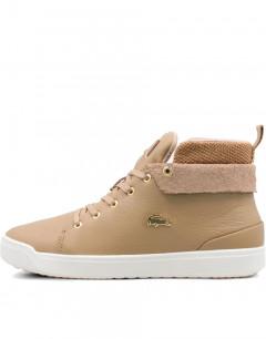 LACOSTE Explorateur Classic Leather Boots Camel