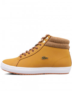 LACOSTE Straightset Insulate 318 Boots Brown