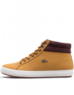 LACOSTE Straightset Insulate Boots Brown