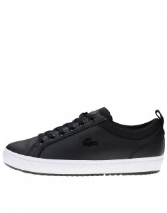 LACOSTE Straightset Insulate Sneakers Black