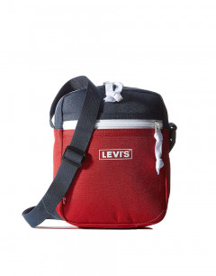 LEVIS Colorblock X Body Bag Red